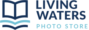 Living Waters Photo Store logo
